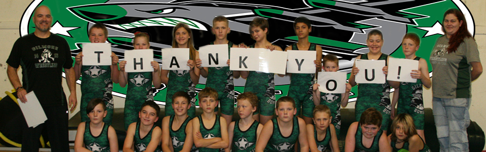 Thank You! We appreciate all of your support and encouragement!