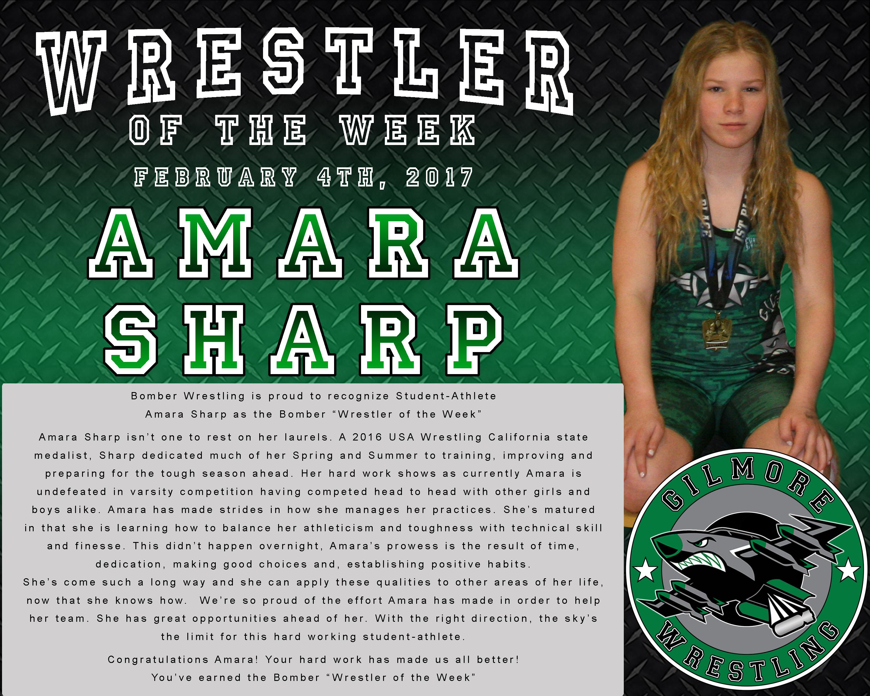011617 WOW Amara Sharp